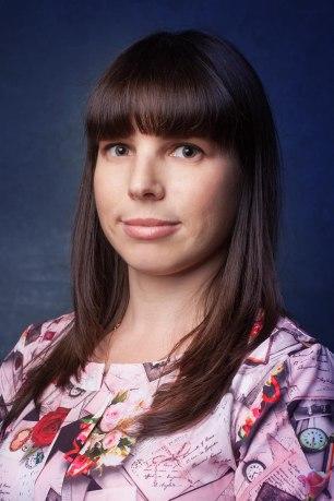 Kostyuk Elena Vladimirovna