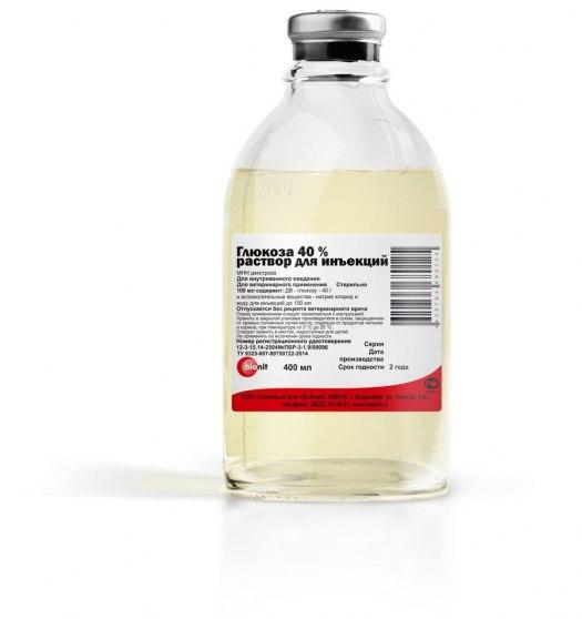 Glucose 40%